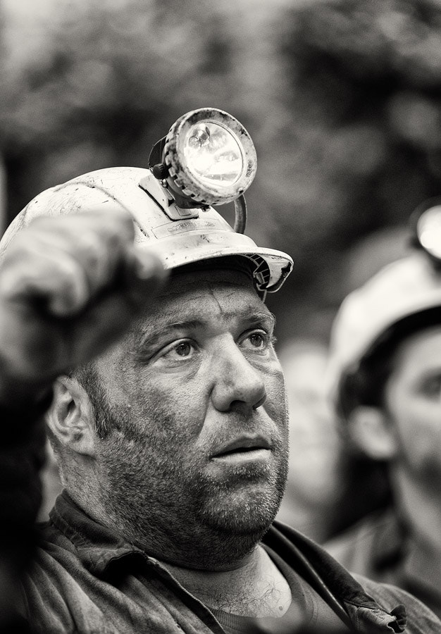 Photograph The Asturian miners by Lujó Semeyes on 500px