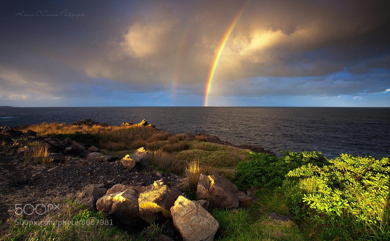 Photograph Rainbow Glow by Kieran O'Connor on 500px