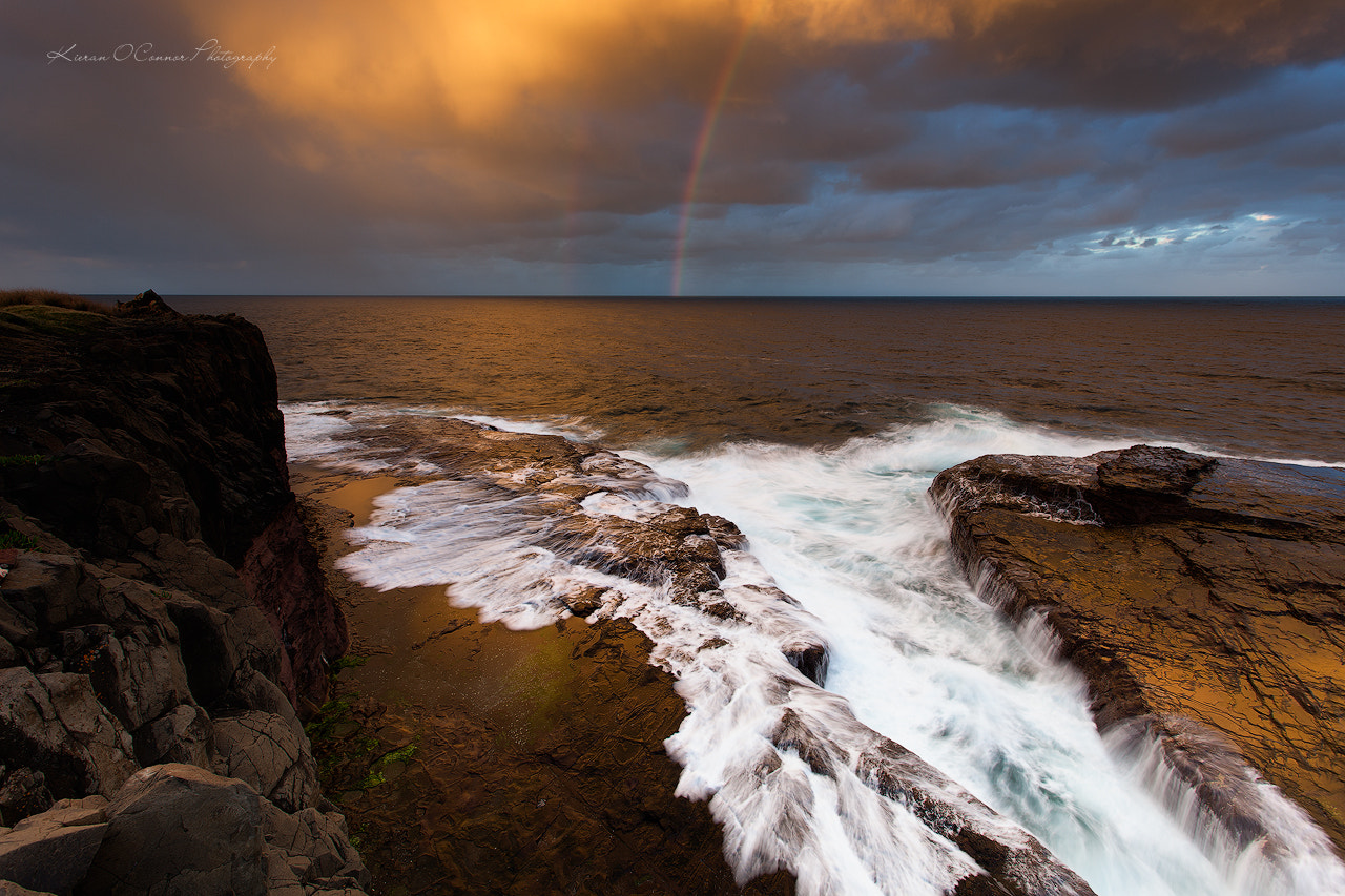 Photograph The Spill by Kieran O'Connor on 500px