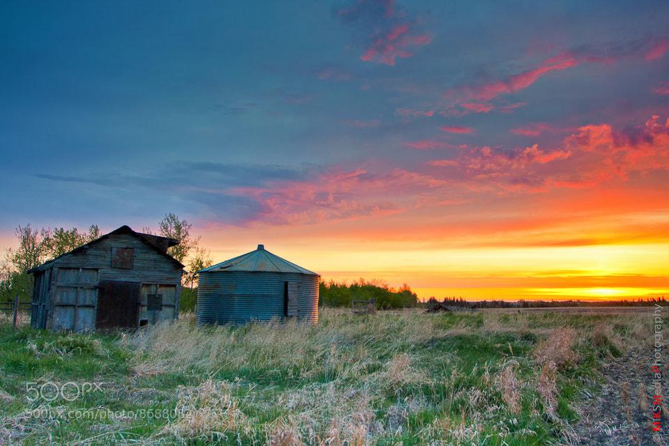 Photograph Sunrise on Monday by Kasia Sokulska on 500px