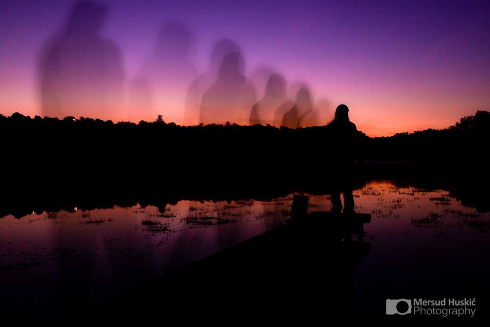 Photograph Ghost Man by Mersud Huskic on 500px