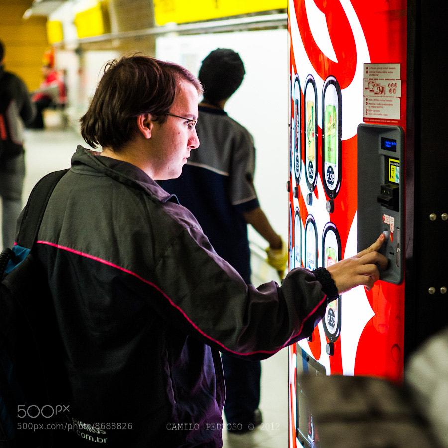 Photograph Coke by Camilo Pedroso on 500px