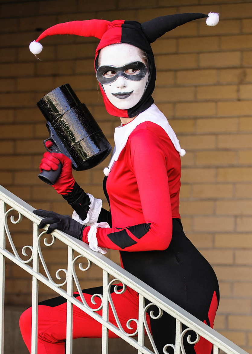 Photograph Harley Quinn by Randy E on 500px
