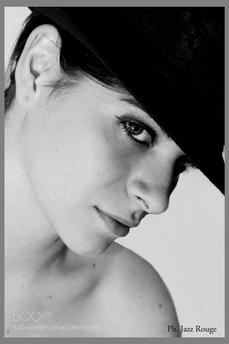 Photograph Retrato Natalia by Jazz Rouge  on 500px
