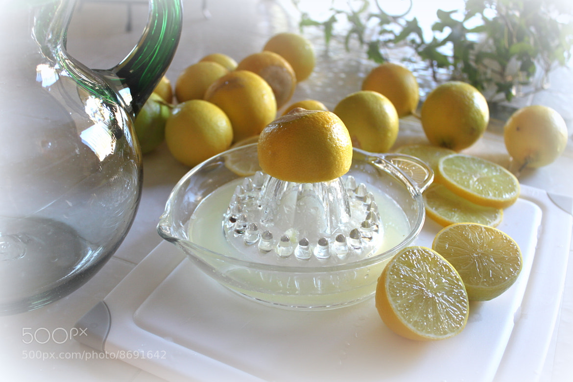 Photograph lemonade by Lisa Ritts on 500px