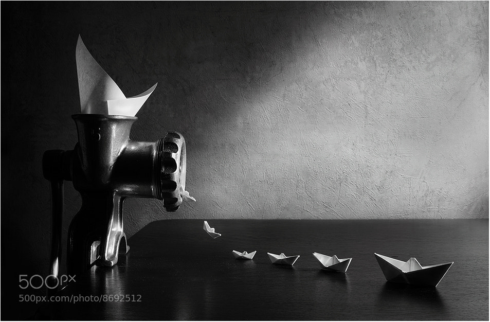 Photograph Origami by Victoria Ivanova on 500px