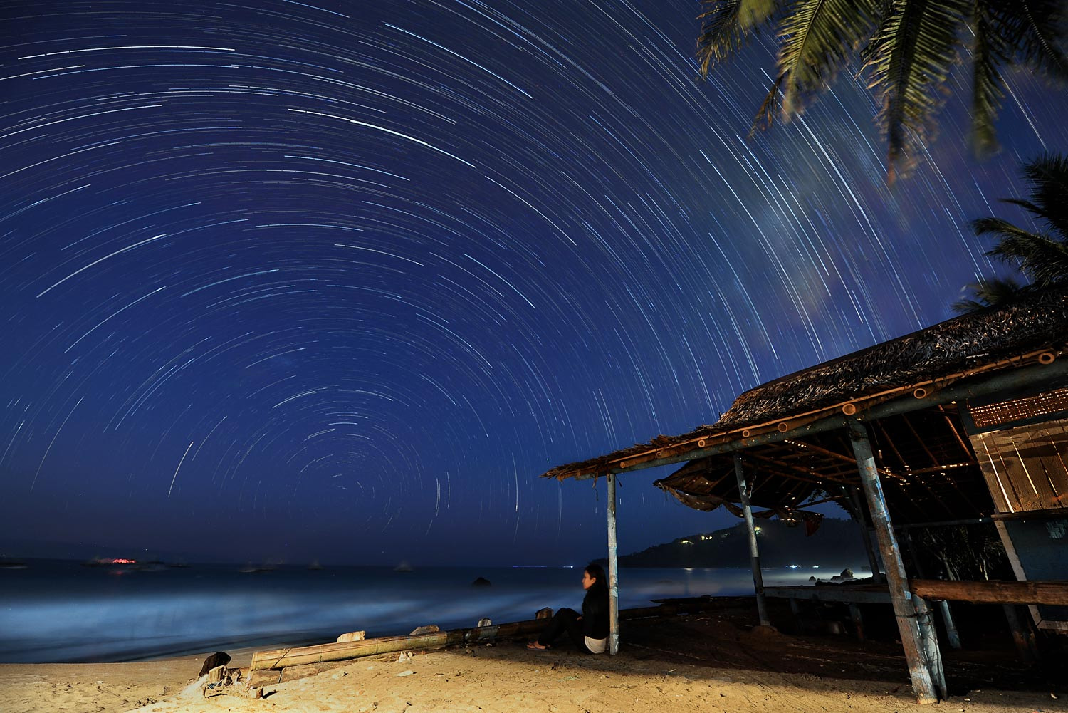Photograph Stary Night by Mieke Suharini on 500px