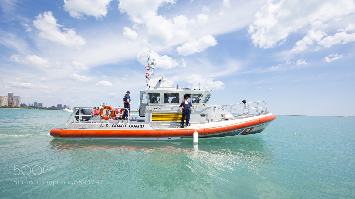 Photograph Coast Guard by Matt Sellars on 500px