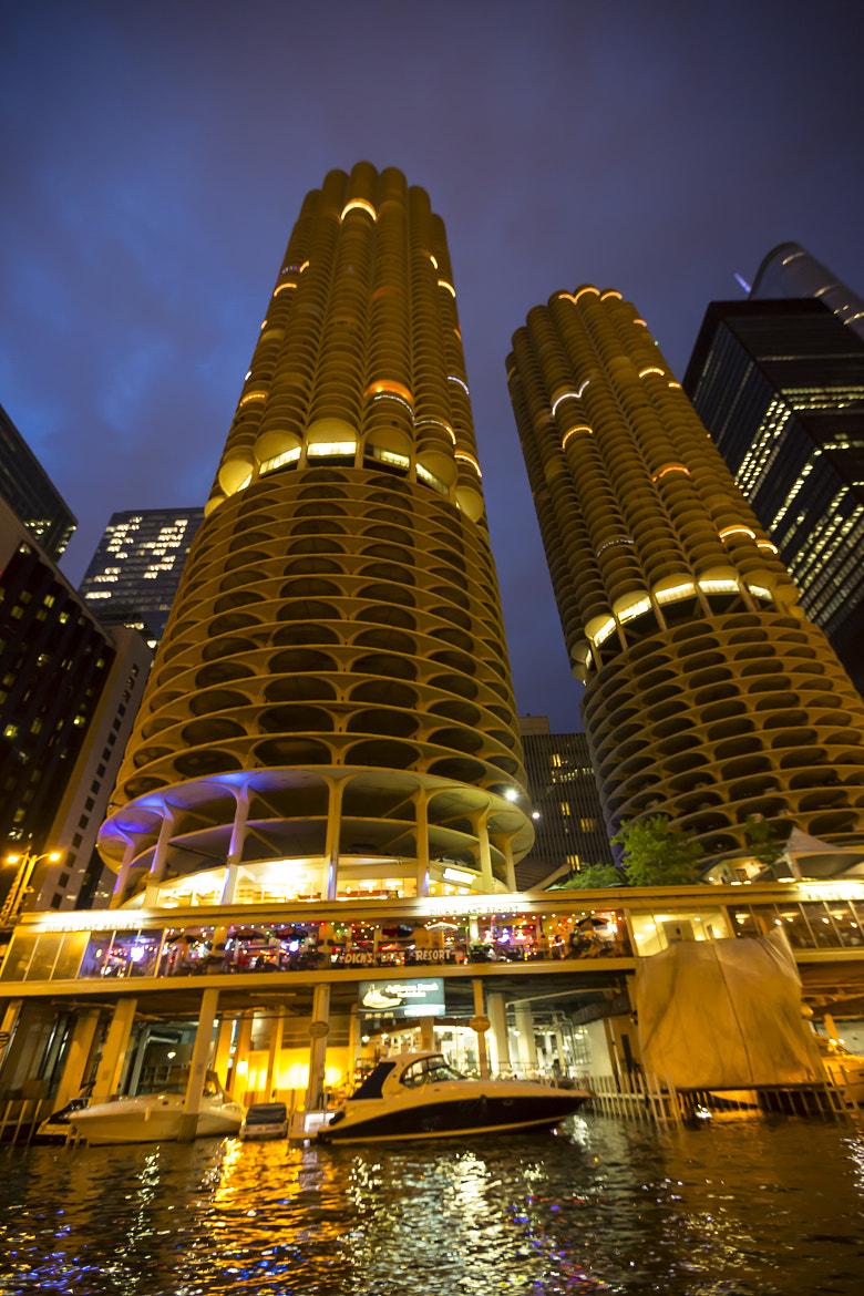 Photograph Marina City by Matt Sellars on 500px