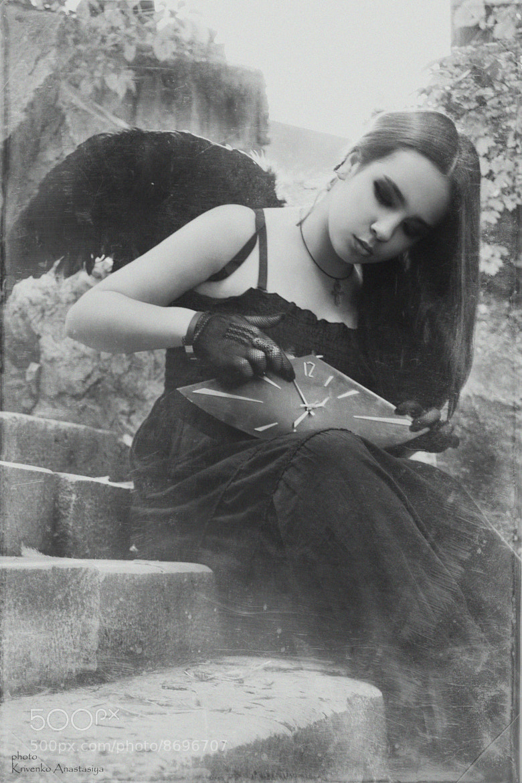 Photograph fallen angel by Anastasiya Fox on 500px