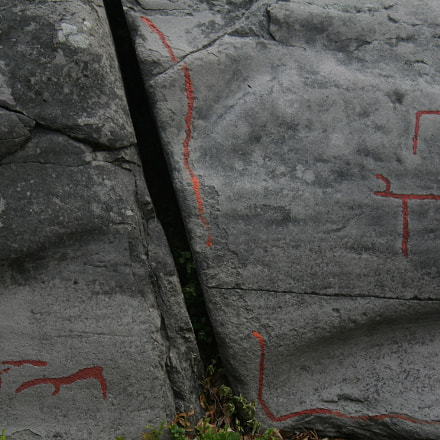 Stone Age Rock Carvings