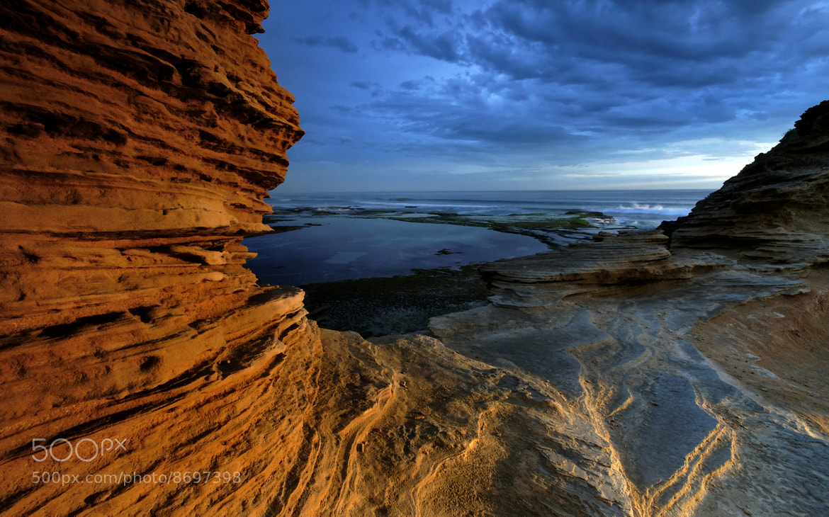 Photograph Sandstone Views by Robert Mullner on 500px