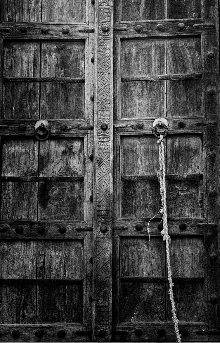 Photograph A Door that opens the Past by Harshit  Thaker on 500px