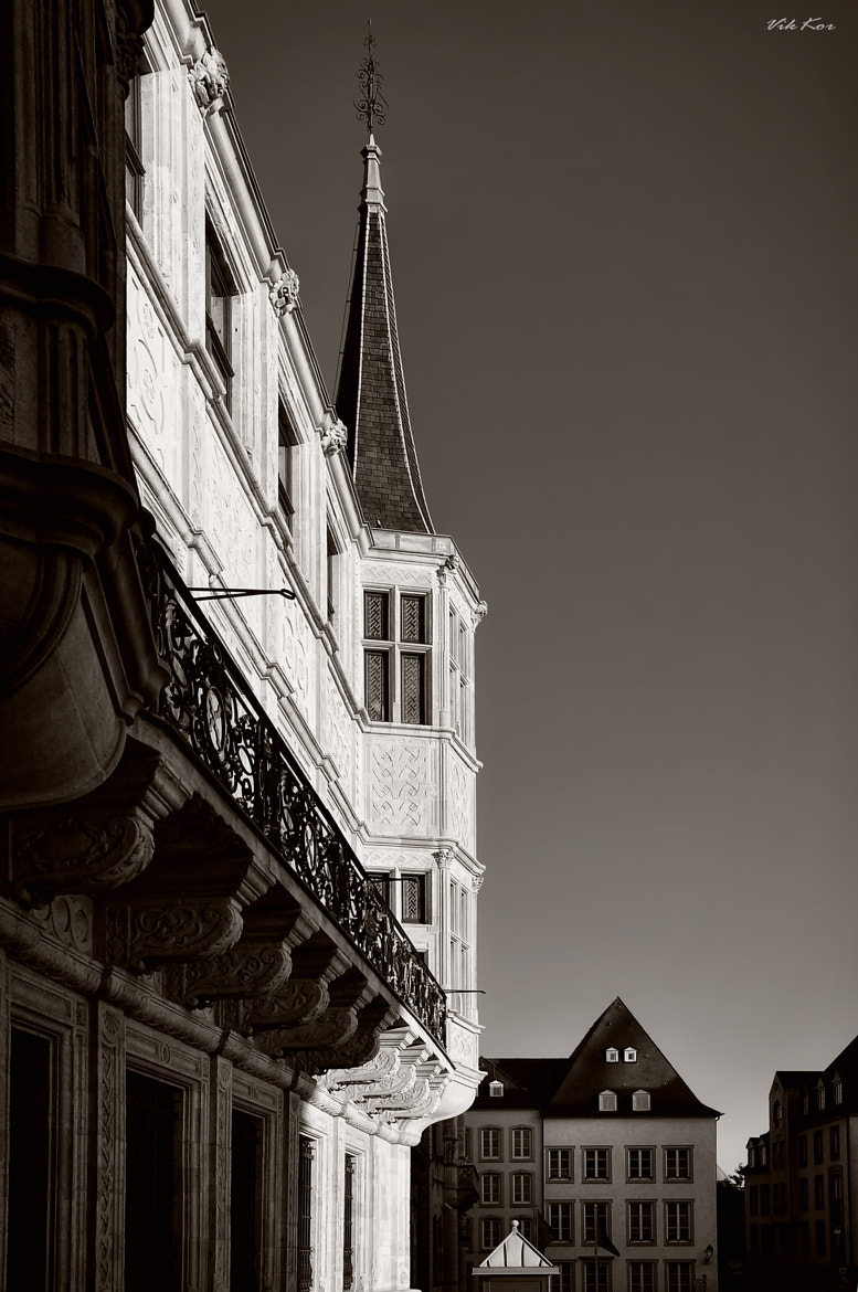 Photograph The streets of old Luxembourg by Viktor Korostynski on 500px