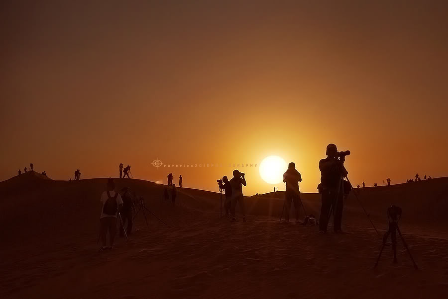 Photograph Photographers in Action by Rove Rico on 500px