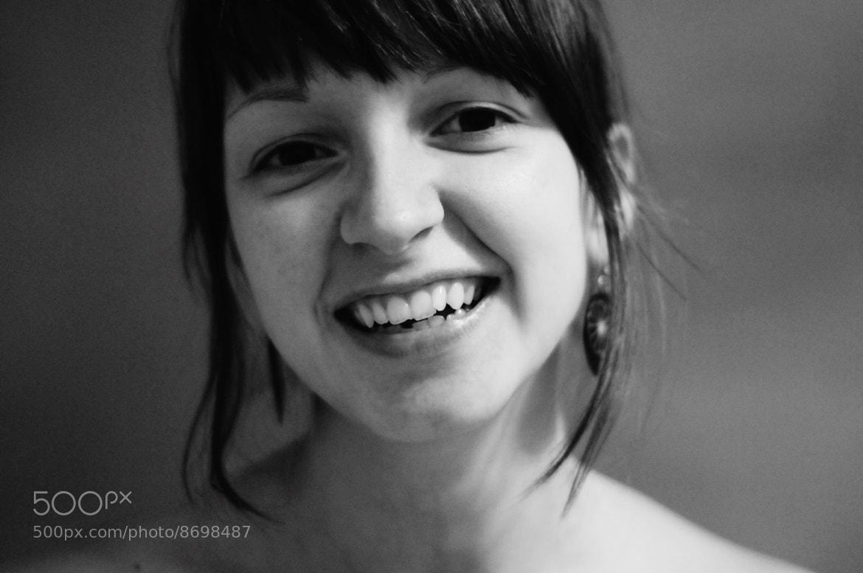Photograph Smile by Anastasia Tretyakova on 500px