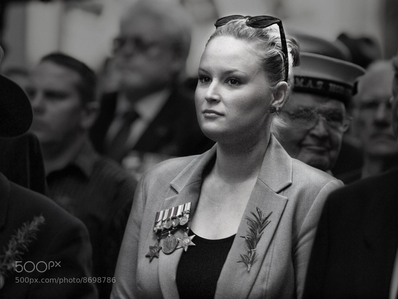 Photograph Lady Veteran by Anton Rahmadi on 500px