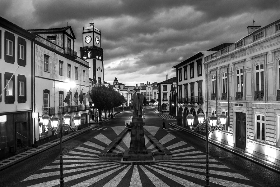 Ponta Delgada by João Moniz on 500px.com