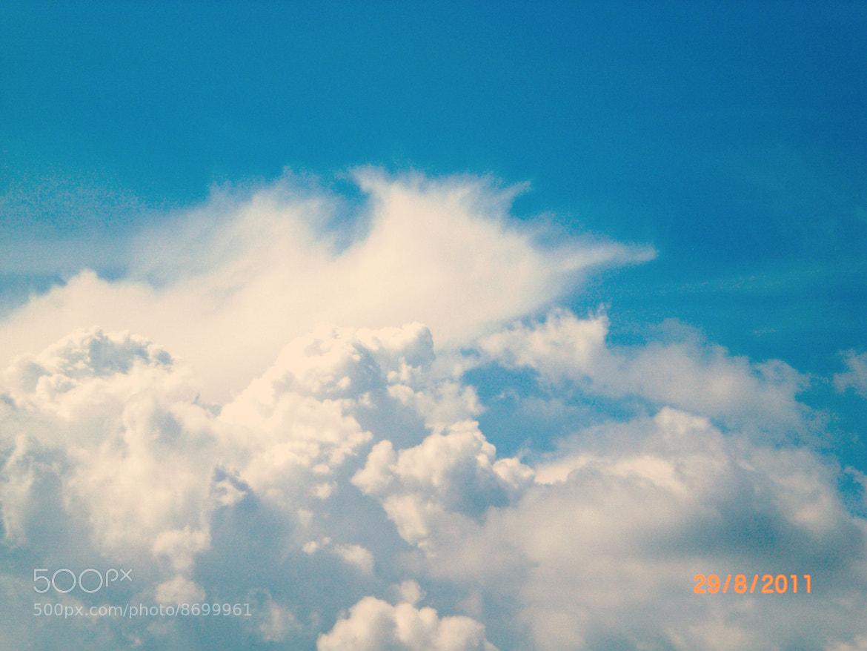 Photograph Diamond sky by Silvia Zanon on 500px