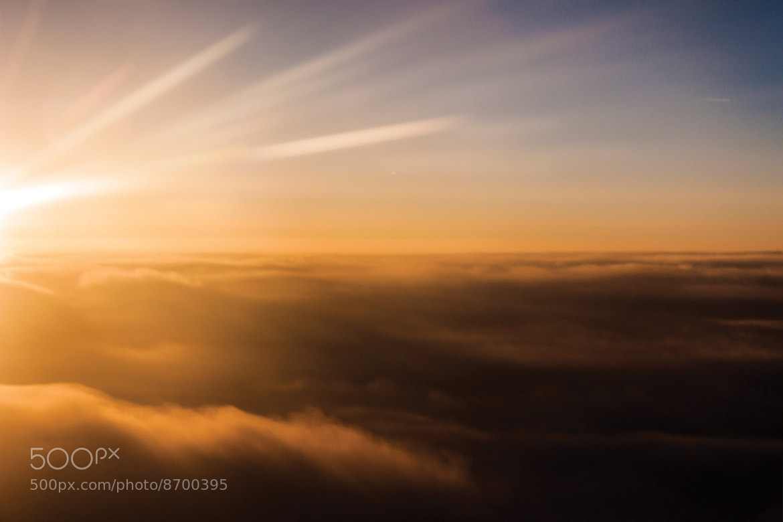 Photograph Rays of the New Rising Sun by Aurélien D'Silva on 500px