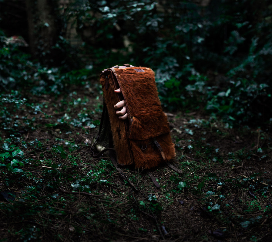 Photograph The Backpack by Thomas Schouten on 500px