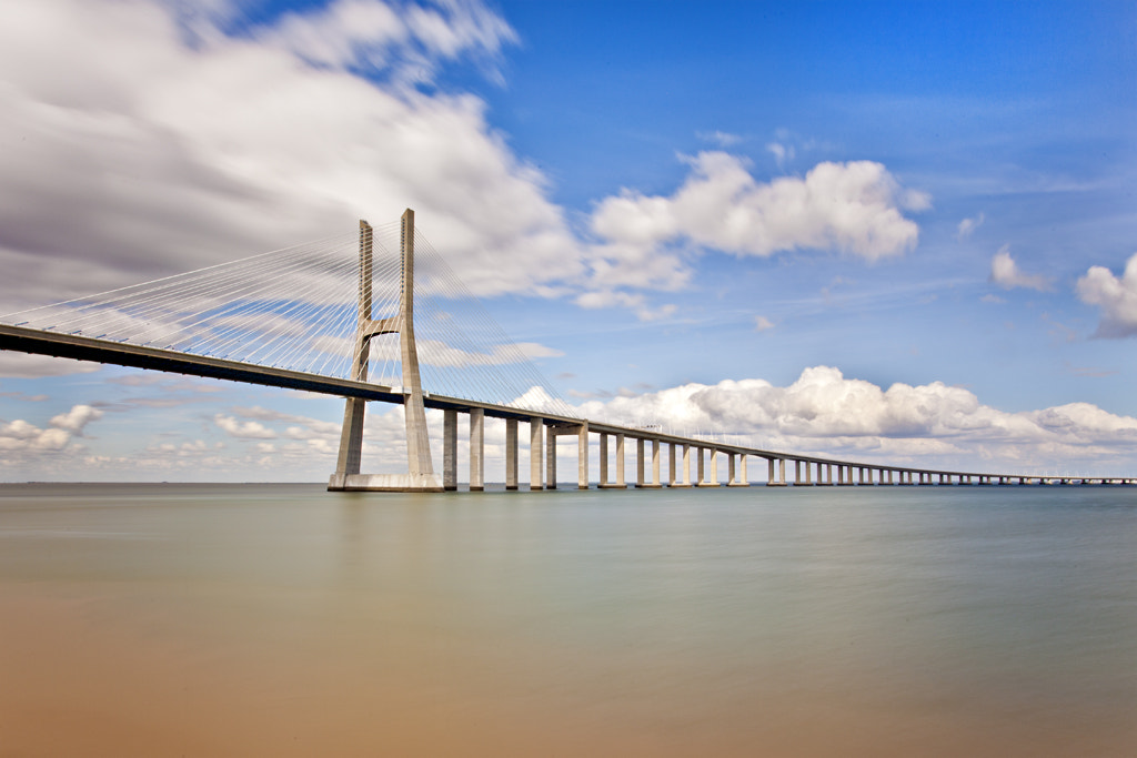 Photograph Ponte Vasco da Gama by Ander Aguirre on 500px