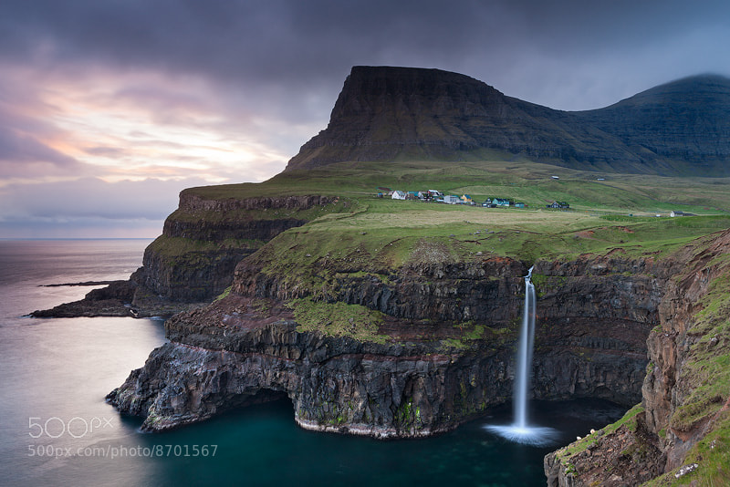 Photograph Moods of Gasadalur by Adam Burton on 500px
