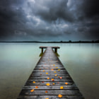 Lake Ammersee, Bavaria, Germany, Oct 2014. Hope you like it! This is a new release in my gallery www.nordhaugphotography.com