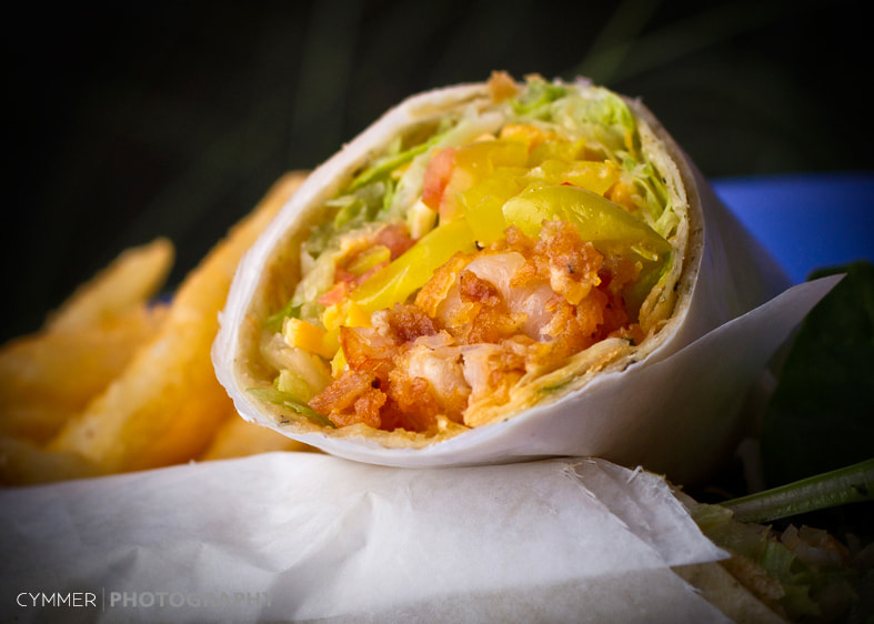 Photograph Shrimps wrap by Marcin Cymmer on 500px