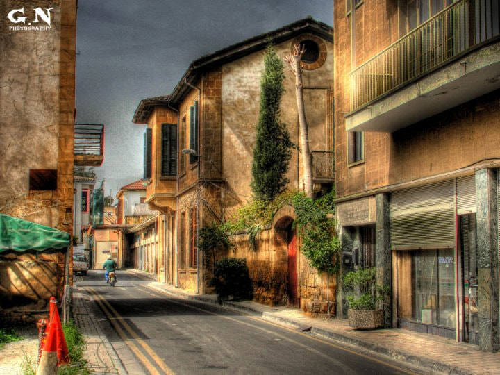 Photograph Nicosia old city HDR by George Nadiradze on 500px