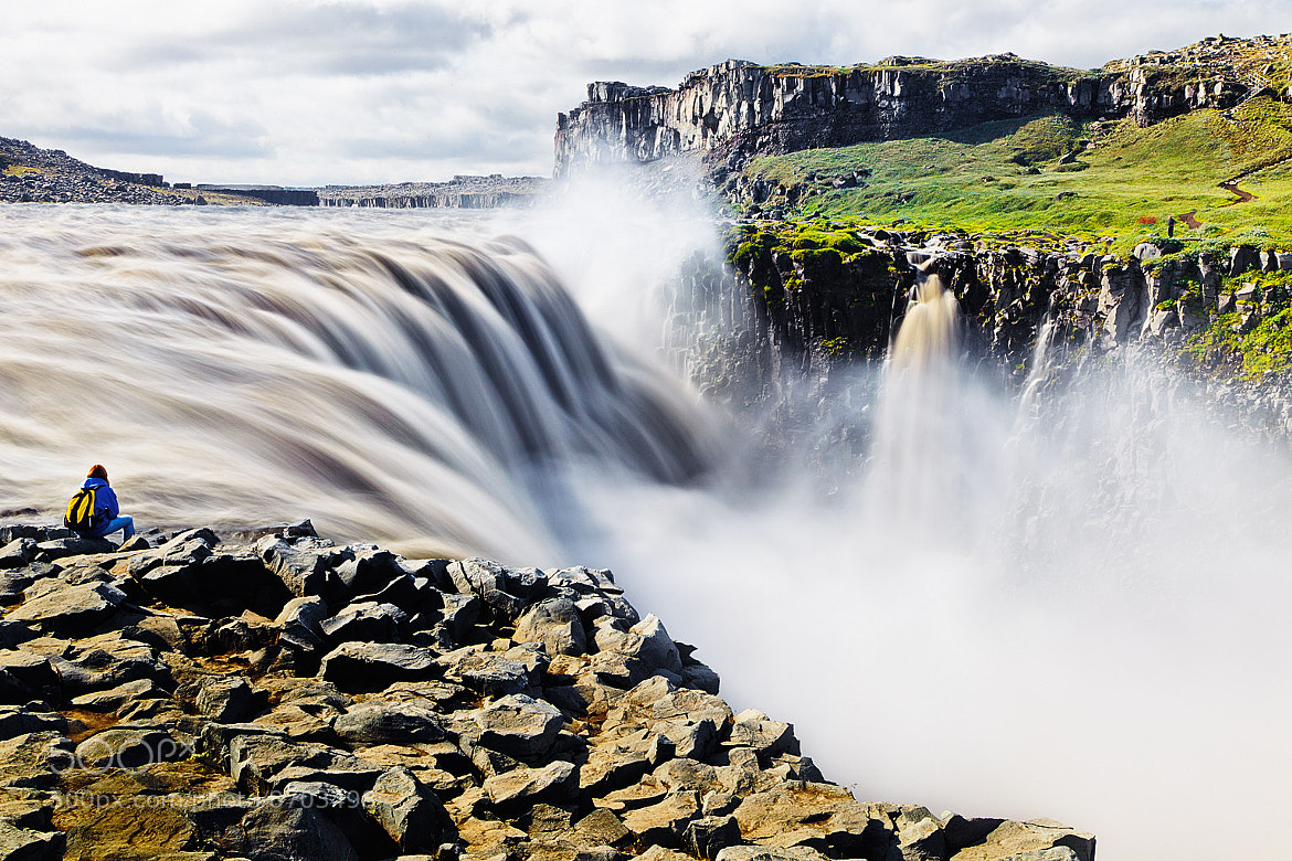 Photograph Waterfall Dettifoss - northern Iceland by Páll Guðjónsson on 500px