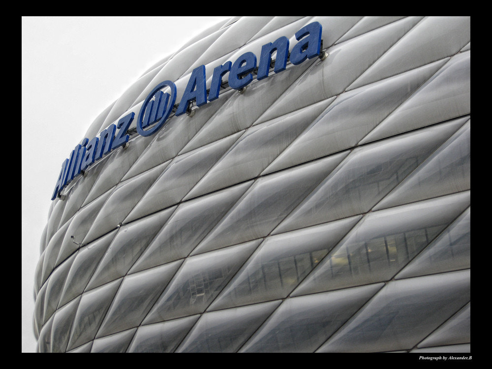 Photograph Allianz Arena  by Fotograf Alexander on 500px
