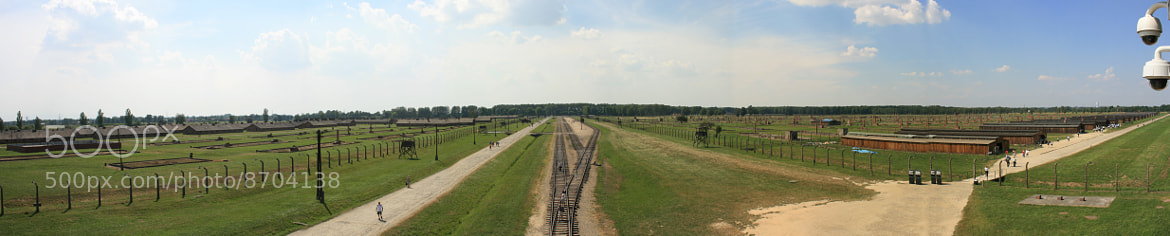 Photograph Birkenau Pano by Chris Greenhalgh on 500px