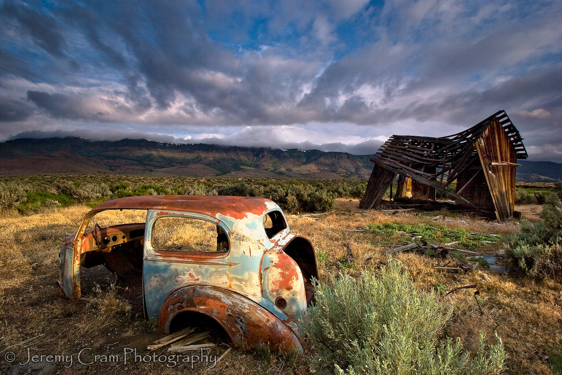 Photograph Once Upon a Time... by Jeremy Cram on 500px
