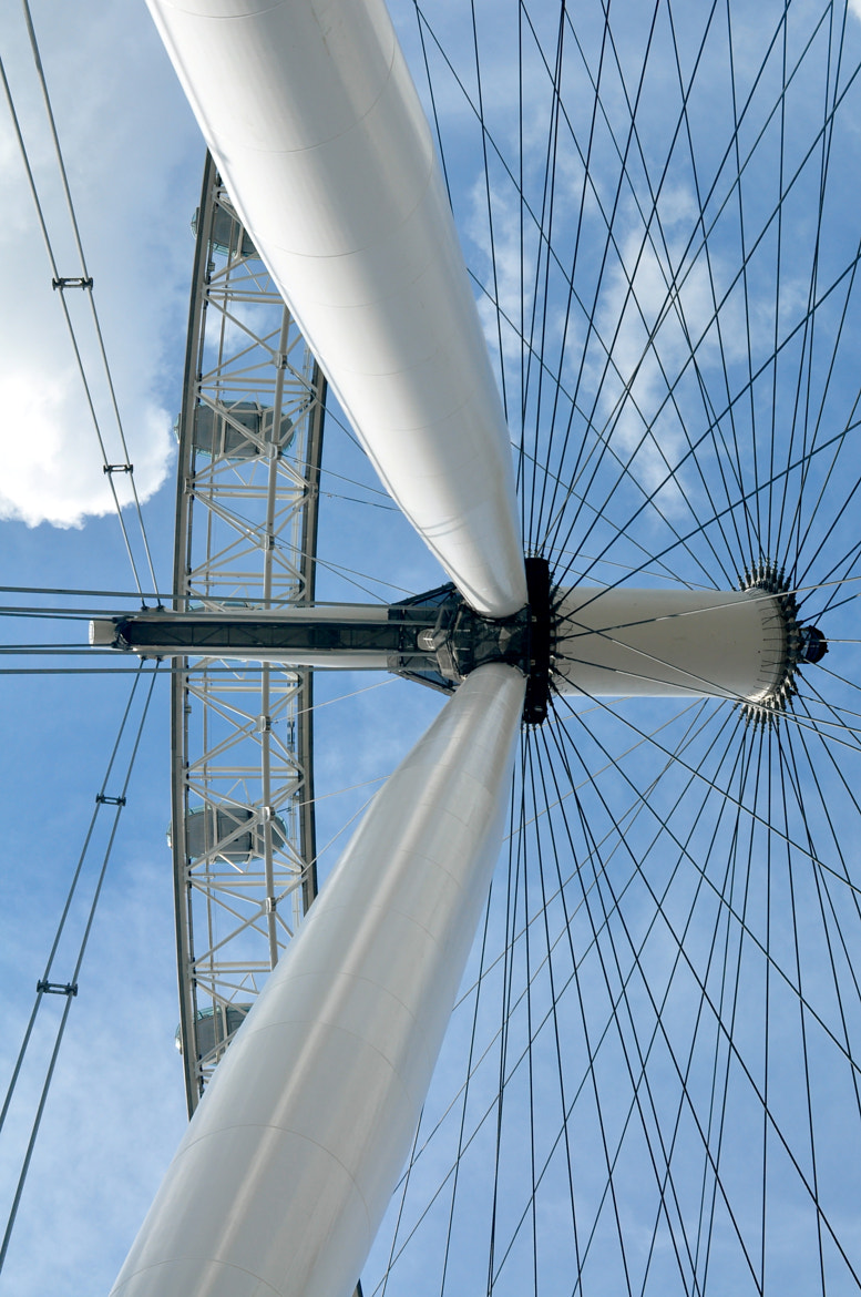 Photograph London Eye by Nils P on 500px
