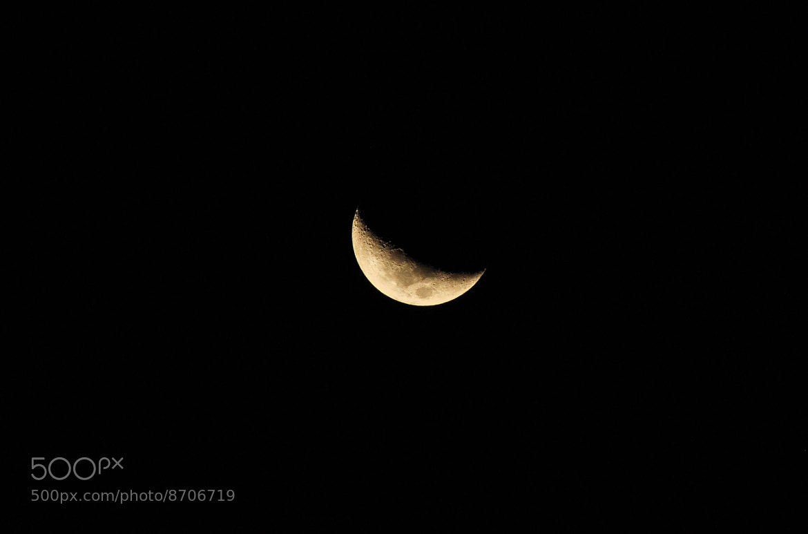 Photograph Crescent by Matheus Gomes on 500px