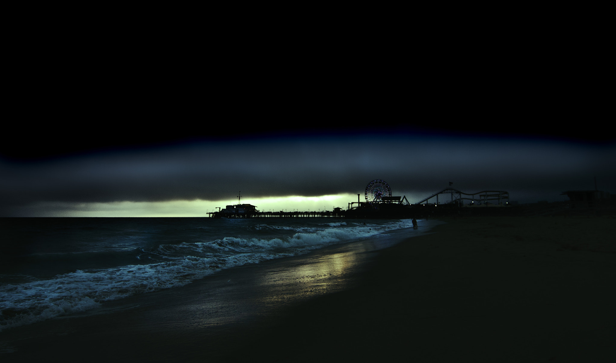Photograph Santa Monica Revisited by Jason Moskowitz on 500px