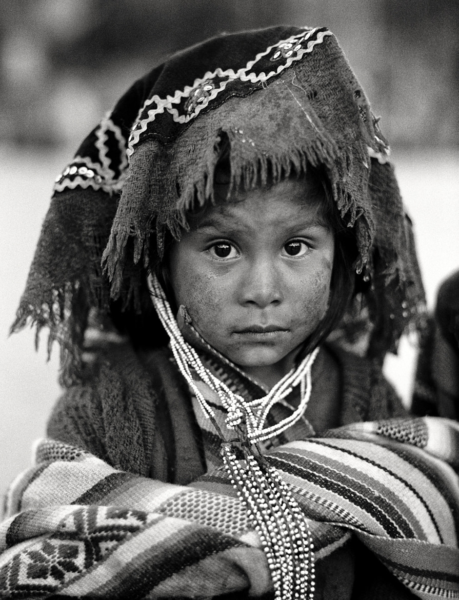 Photograph Inca Girl, Peru by Roy Zipstein on 500px