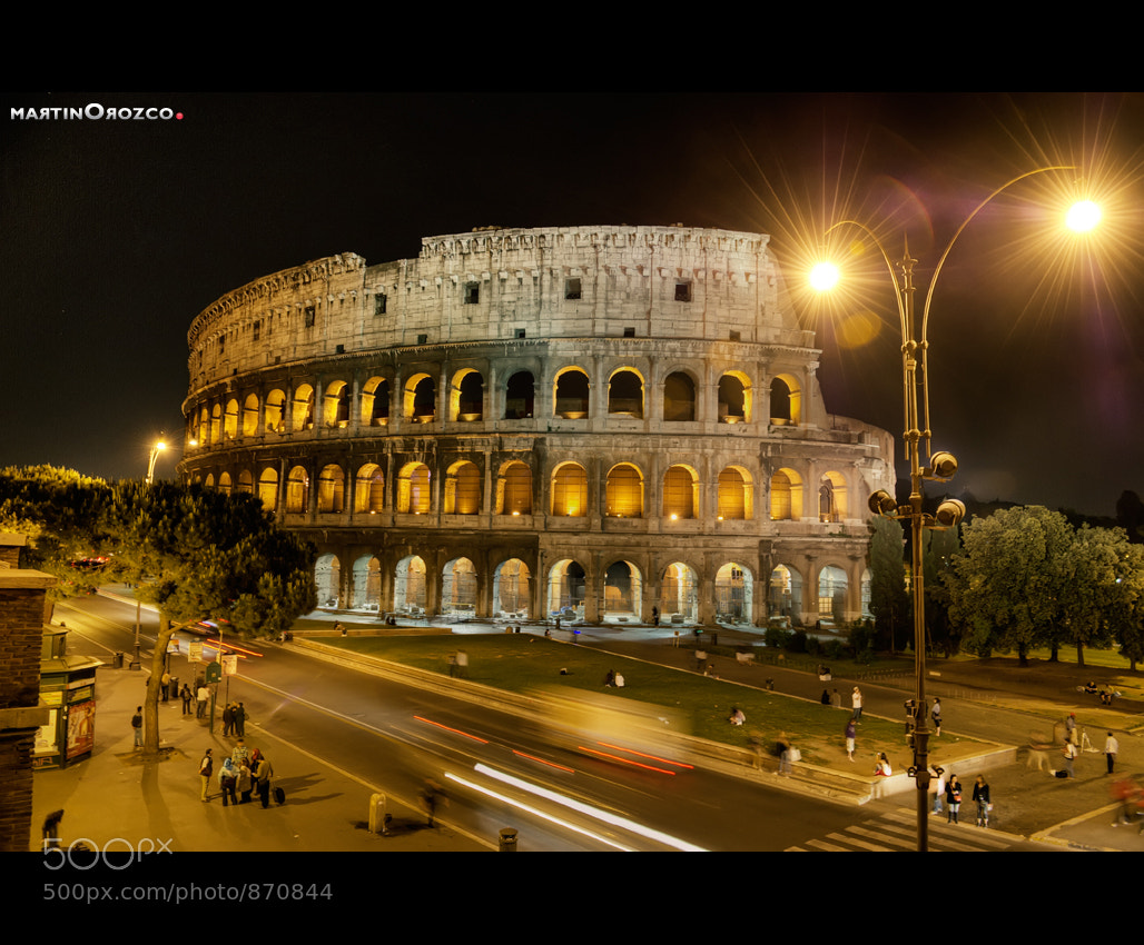 Photograph Colosseo by Martin Orozco on 500px