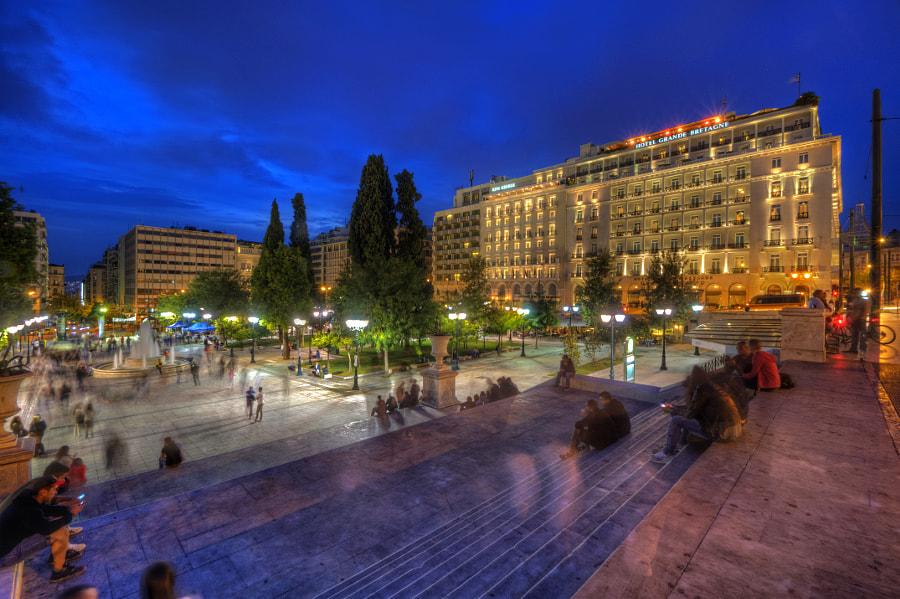 Syntagma Square by Yhun Suarez on 500px.com