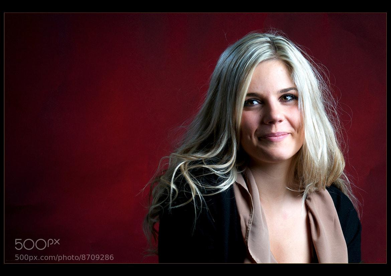 Photograph Kelly by 1D110 Bertrand Monney on 500px