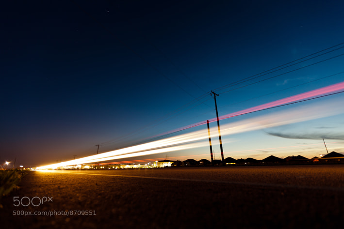 Photograph Rural Lines by Matt Knisely on 500px