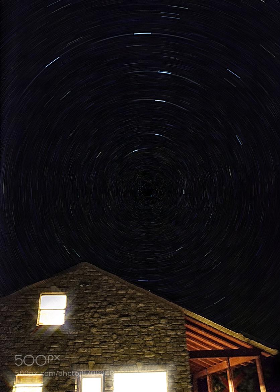 Photograph Leakey Night Sky by Joe Andrews on 500px