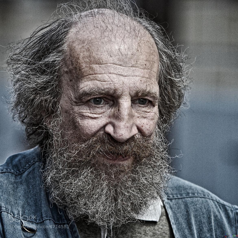 Photograph slight sadness by kip garik on 500px