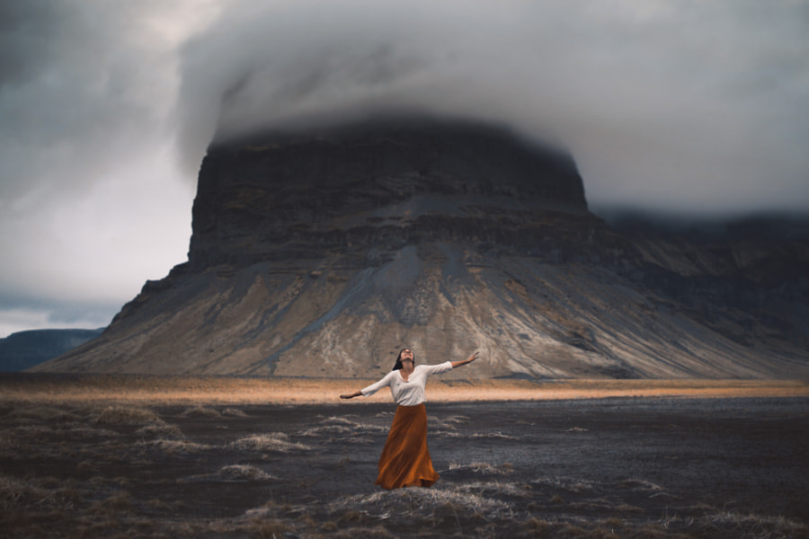 Photograph The Whirling Winds by Lizzy Gadd on 500px