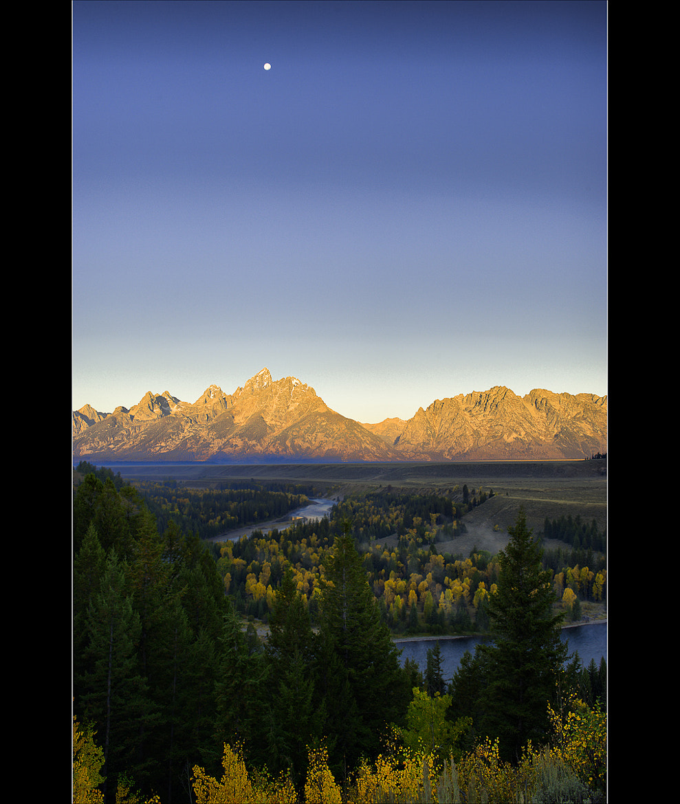 Photograph Snake River Overlook by Wil Bloodworth on 500px