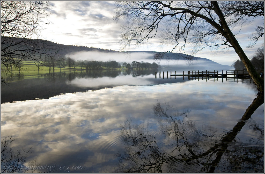Photograph CONNISTON LAKE, LAKE DISTRICT. by Tim Wood on 500px