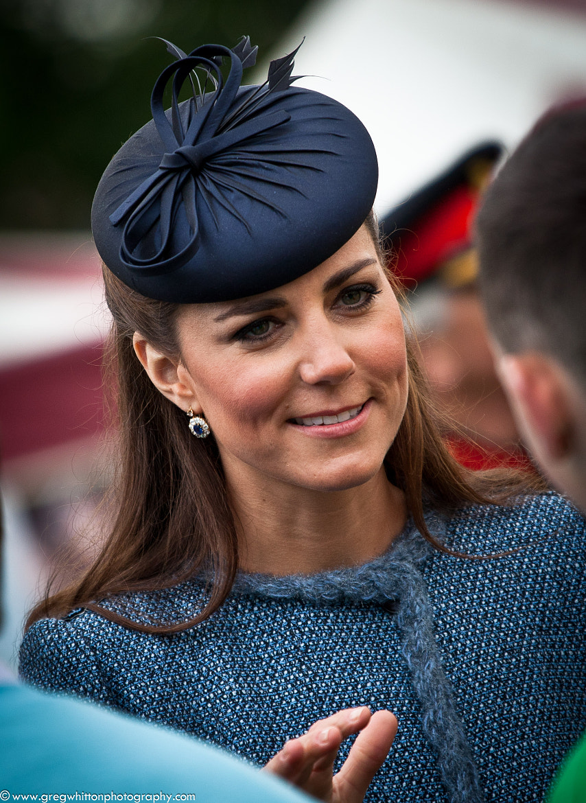 Photograph Duchess of Cambridge by Greg Whitton on 500px