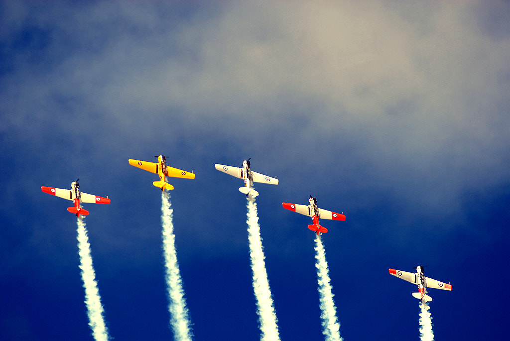 Photograph New Zealand Airshow by Rafael C. S. on 500px