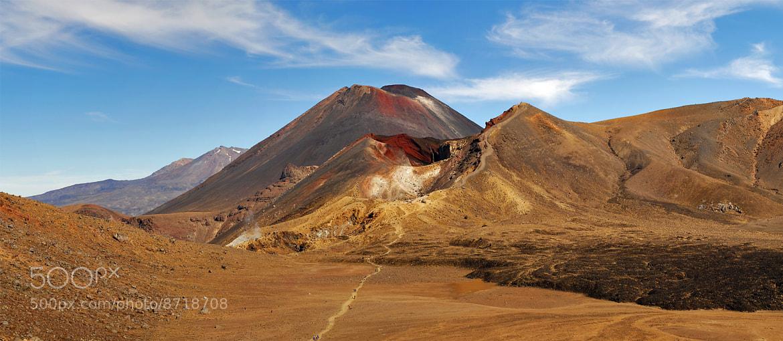 Photograph Mount Doom (New Zealand) by Rafael C. S. on 500px